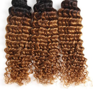 Brazilian Deep Wave Ombre